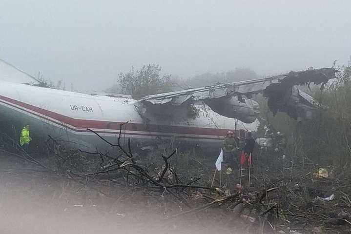Авіакатастрофа під Львовом: визначили 4 версії, що могли спричинити аварію. Одна страшніша за іншу