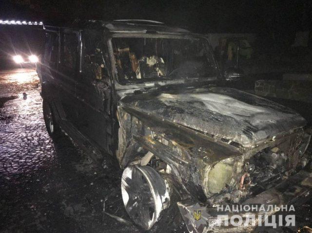 """Підпал автомобіля депутата: """"серед згорілого знайшли…"""""""