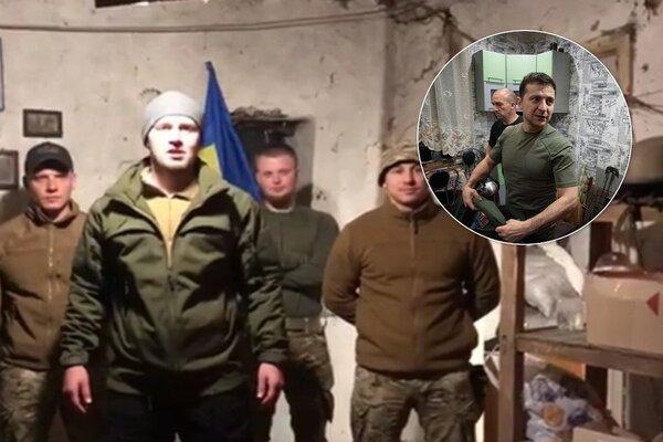 """""""Будуть вибивати!"""" : Озброєні люди в Золотому поставили Зеленському жорсткий ультиматум"""