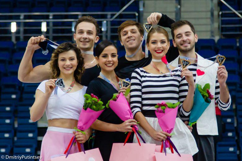 Українські фігуристи здобули «бронзу» на змаганнях у Мінську