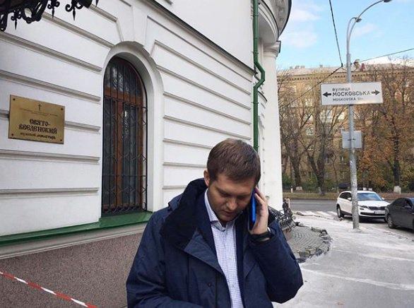 """""""Кінець епохи гідності"""": кремлівський пропагандист спокійно розгулює Хрещатиком у компанії переможця """"Голосу країни"""""""