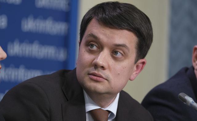 """""""Шанс не вмерти"""": Одногрупник Разумкова подав у відставку з поста губернатора. """"Бути другом мало!"""""""