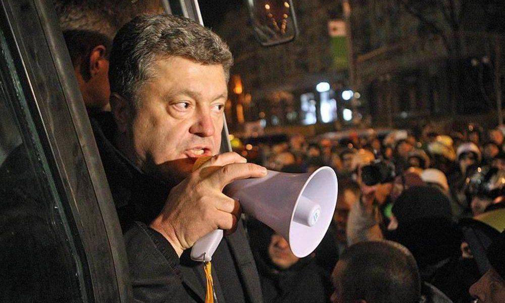 """""""Ціна питання – 100 тисяч"""": Порошенко шокував українців своїм вчинком. Новий Майдан?"""