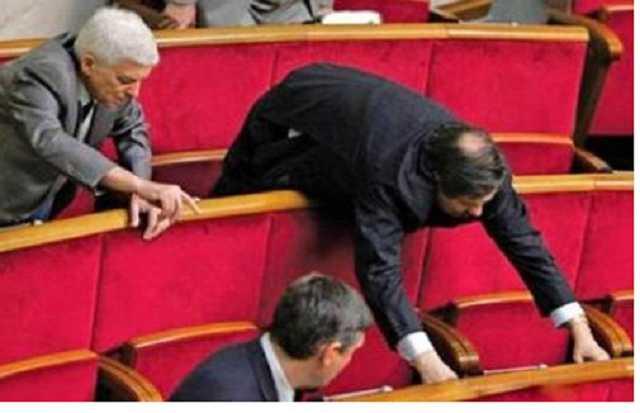 """""""Руки за таке відрубувати!"""": Депутат у Раді знову попався на кнопкодавстві. """"Їм пороблено?"""