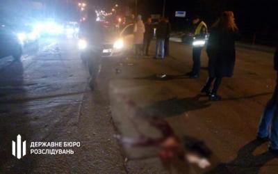 Моторошна ДТП! У Кропивницькому поліцейський насмерть збив пішохода