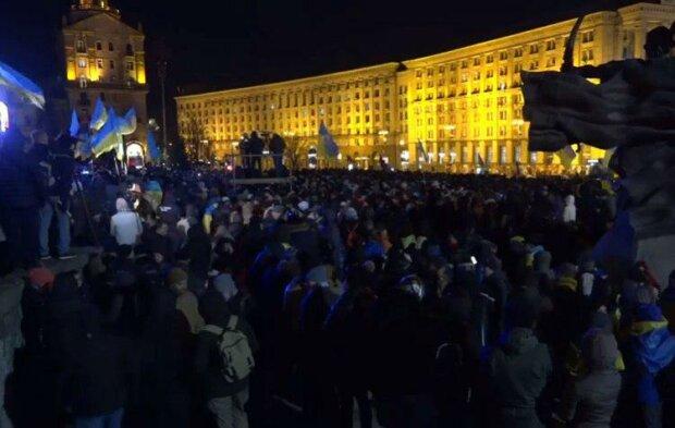 """""""У нас є гордість"""": тисячі українців знову на Майдані. У центрі столиці відбувається вражаюче!"""