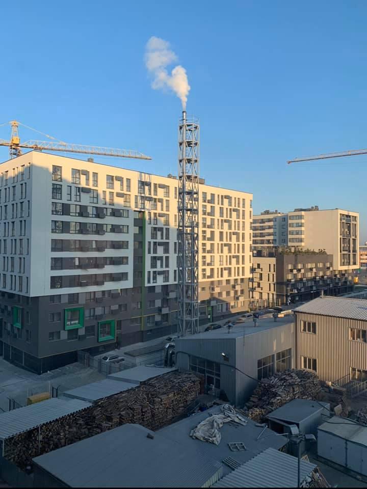 #СадовийвідремонтуйЛьвів: Дим і сморід отруює життя мешканцям вулиці Кульпарківської