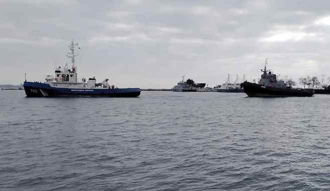 Терміново! Росія найближчим часом поверне Україні захоплені кораблі. Деталі