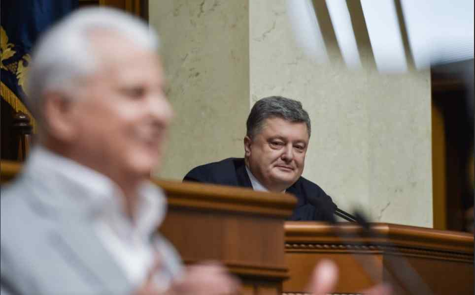 Порошенко також! Кравчук приголомшив українців новою заявою. Ніхто і не думав