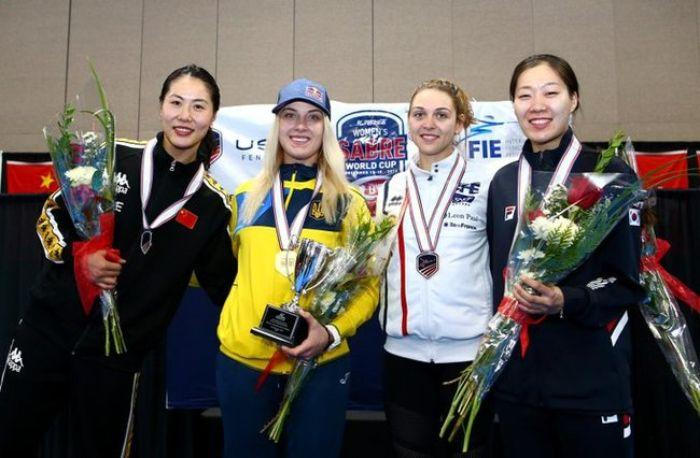 Після стількох поразок: українська спортсменка відзначилася геніальної перемогою
