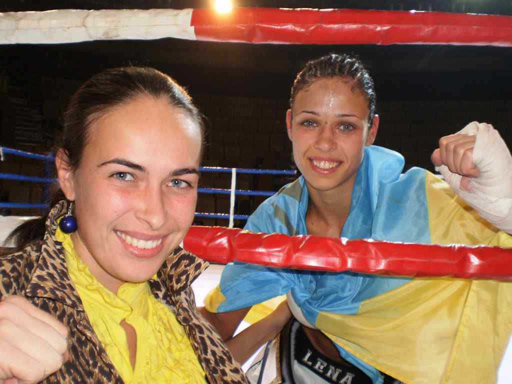 """""""Відправила суперницю в нокдаун"""" : Українка стала чемпіонкою світу з тайського боксу. Фантастично!"""
