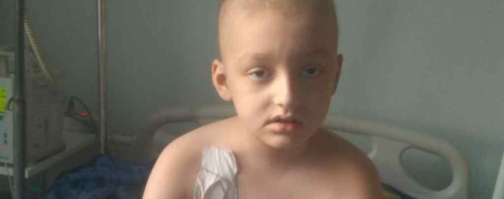 Злоякісна пухлина атакувала мозок 7-річного Ростика. Допоможіть!