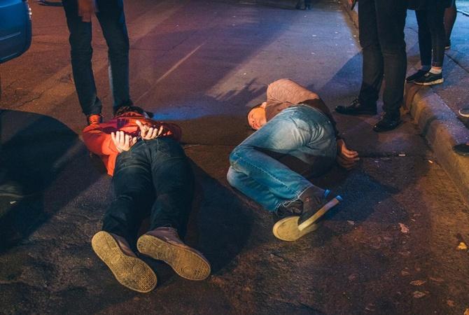 Відкрив стрілянину по поліцейських: під Києвом сталася перестрілка. Оголошено спецоперацію