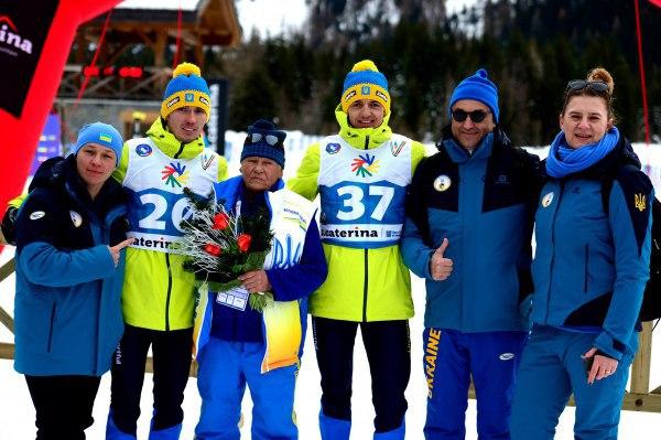 Україна посіла третє місце на змаганнях для людей, які не чують. Пишаємося!