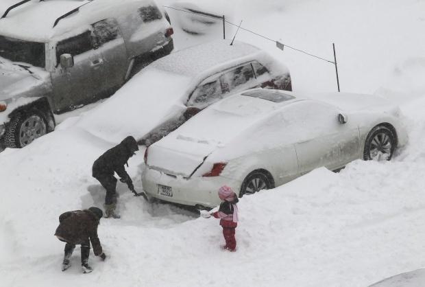 """""""Випаде сніг до 20 см. і пекучі морози"""": В Україну прийшла справжня зима. Погіршення погоди в усіх областях"""