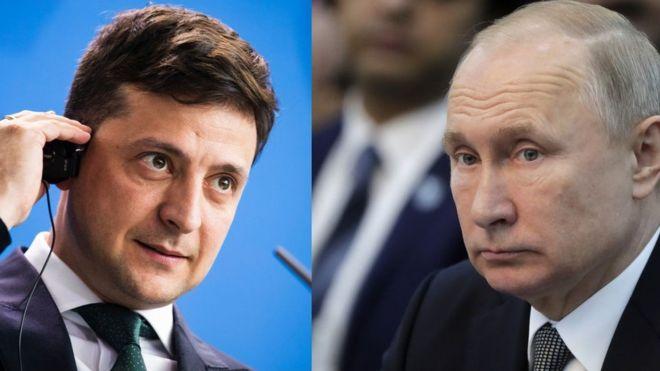 Йде дискусія! Стало відомо, про що розмовляють Зеленський і Путін. Подробиці з Єлисейського палацу