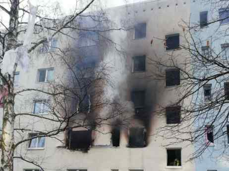 Потужний вибух розніс житловий будинок: все може погіршитися в будь-який момент. Десятки жертв