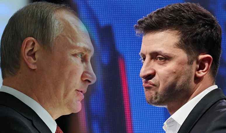 Всього декілька слів! Після зустрічі із Зеленським Путін зробив екстрену заяву. Росіяни у паніці