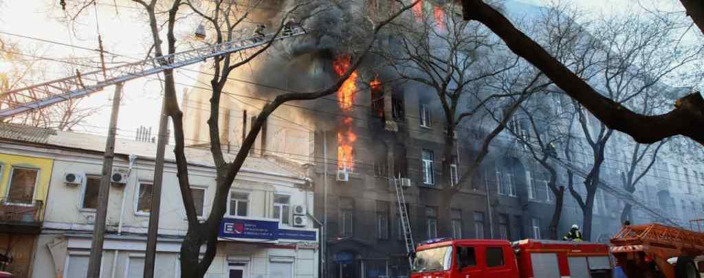 Людей вже не повернути! Суд виніс вражаюче рішення щодо пожежі в Одеському коледжі. Українці лютують