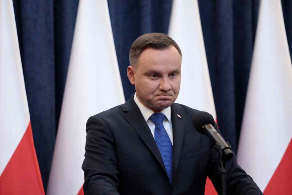 """""""А все через Путіна!"""": Президент Польщі вразив своїм вчинком. """"Самі себе загнали"""""""