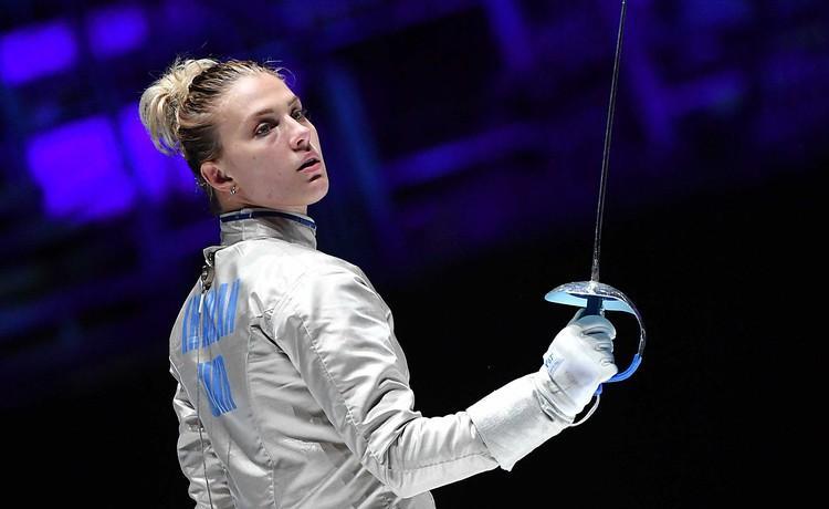 Встановила новий рекорд: Ольга Харлан стала найкращою спортсменкою грудня. Так тримати!