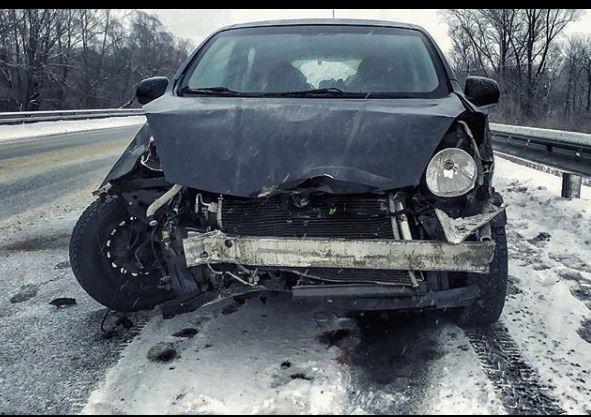 """""""Машину занесло прямо у відбійник!"""": Відома російська група розбилась у моторошній аварії. """"По дорозі на концерт"""""""