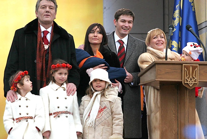 """""""Пройшло 15 років"""": Як змінилися діти Ющенка, яких ми пам'ятаємо маленькими"""