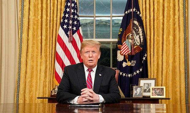 """""""Поки я президент США!"""": Трамп виступив з гучною заявою. """"Як відповісти на атаку Ірану"""""""