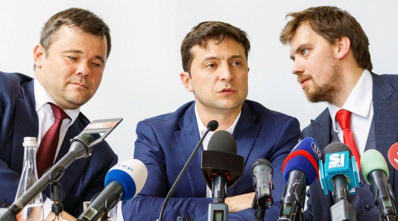 """""""Гончарук ніхто і звати його ніяк!"""": Прем'єр і Офіс президента оголосили відверту війну Разумкову – джерело"""