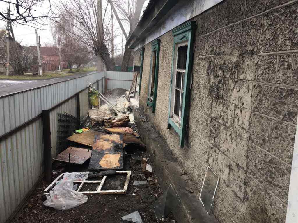 Львів'ян шокувала страшна трагедія! Жахлива пожежа відібрала життя господаря будинку. Невимкнена праска або гірлянда…