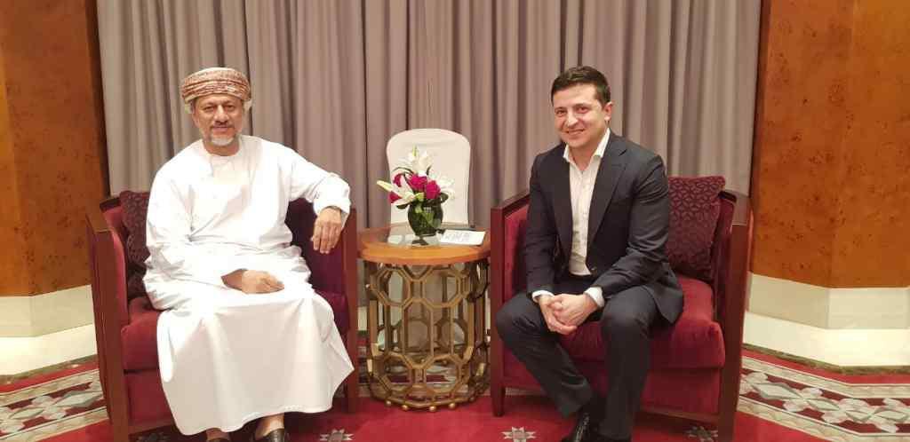 У порохоботов істерика: розкриті подробиці зустрічі Зеленського з лідером Оману. Реальний шанс!