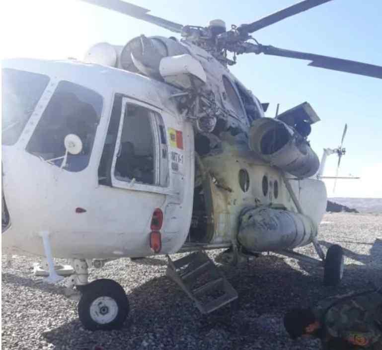 Життя не вчить. В Афганістані впав вертоліт з українцями. Поцілила ракета