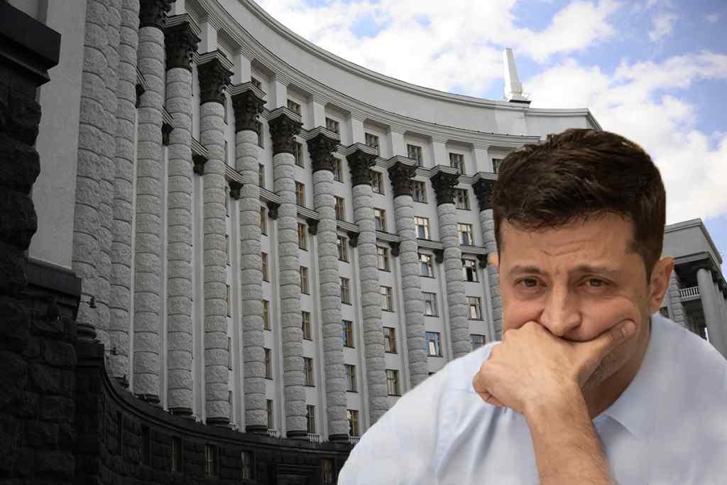 """""""Кандидатів розглядає особисто Зеленський"""": Змінам у Кабміні бути. Велике перезавантаження!"""