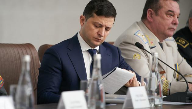 По всьому кордону! Зеленський підписав указ про термінове призначення. Не може більше зволікати