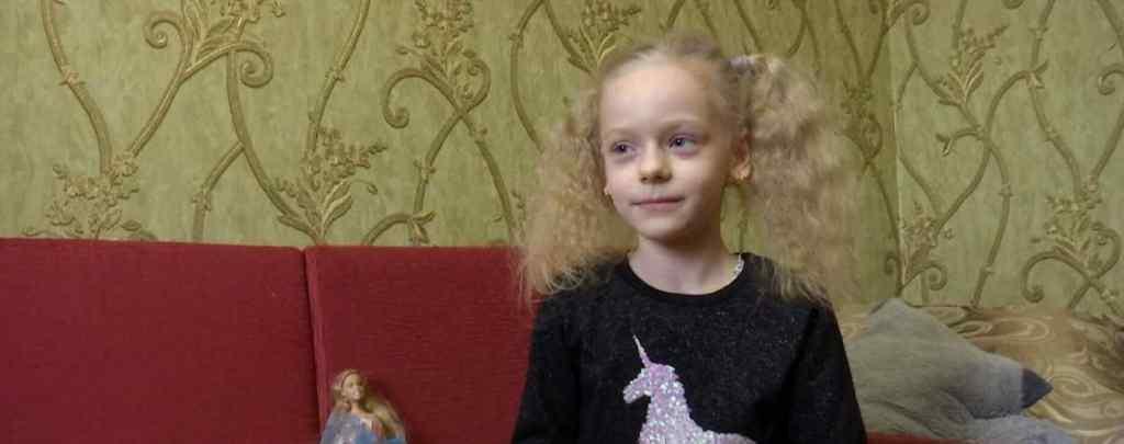 Від рідкісного захворювання потерпає 6-річна Марійка