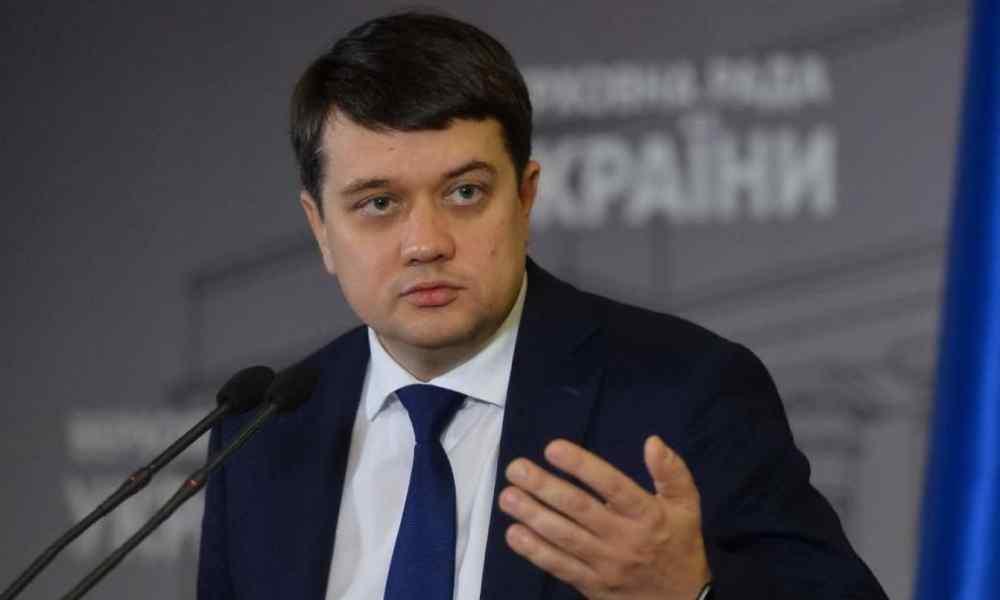 """""""Їхня доля плачевна"""": Разумков ошелешив новою заявою: неможливо закривати на це очі"""