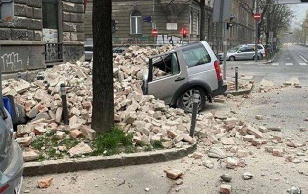 У Європі нова біда. Два потужних землетруси в центрі столиці. Люди нажахані
