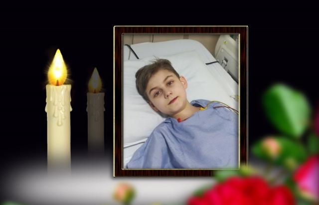 """""""Вибач, Дмитрику, що не врятували тебе…"""": Страшна хвороба забрала життя 9-річного хлопчика. """"Царство небесне ангелочку"""""""