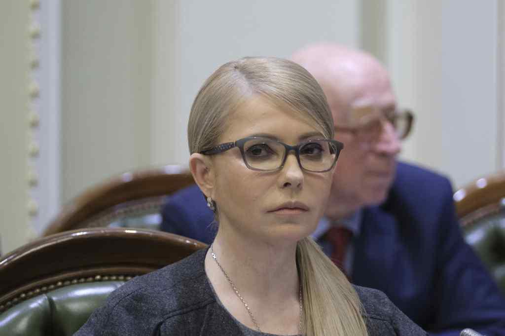 """""""Бліда, з косою"""": своєю витівкою Юлія Тимошенко оскандалилася на всю країну. За Рябошапку!"""