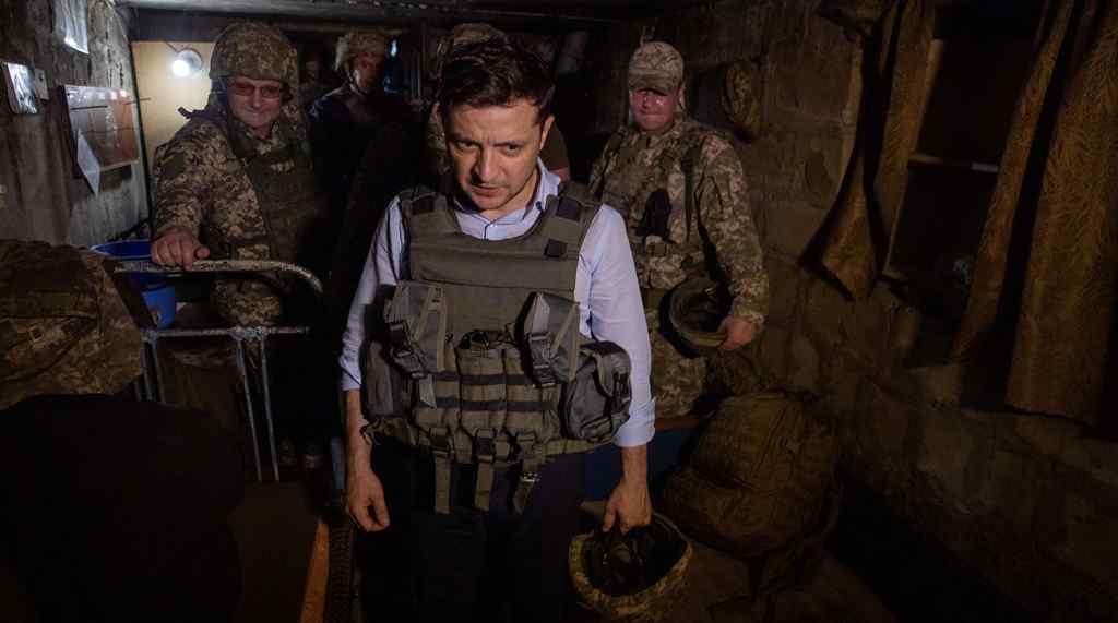"""""""Вони – нас, а ми – їх"""": Зеленський екстрено звернувся до ЗСУ. Повна бойова готовність"""