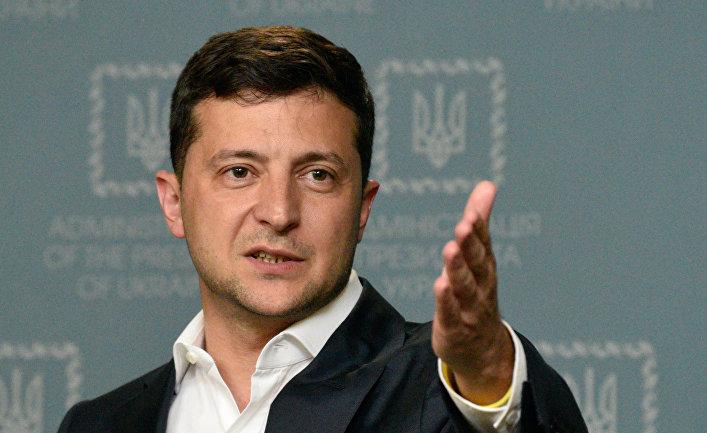 """Зеленський це зробив! У Верховній Раді проголосували за """"Антиколомойский закон"""". Українці аплодують"""