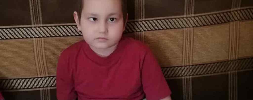 Маленький Микита виборює своє право на життя. Допоможіть йому