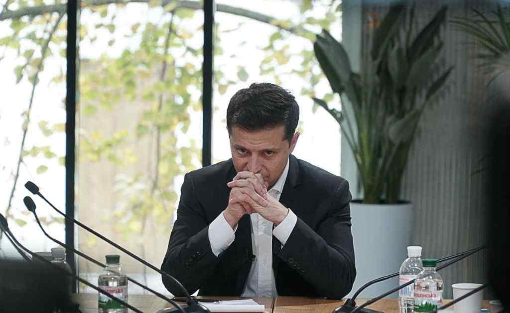 """""""Не можемо ризикувати"""" Зеленський стривожив невтішним сценарієм для України: банкрутство і злидні"""