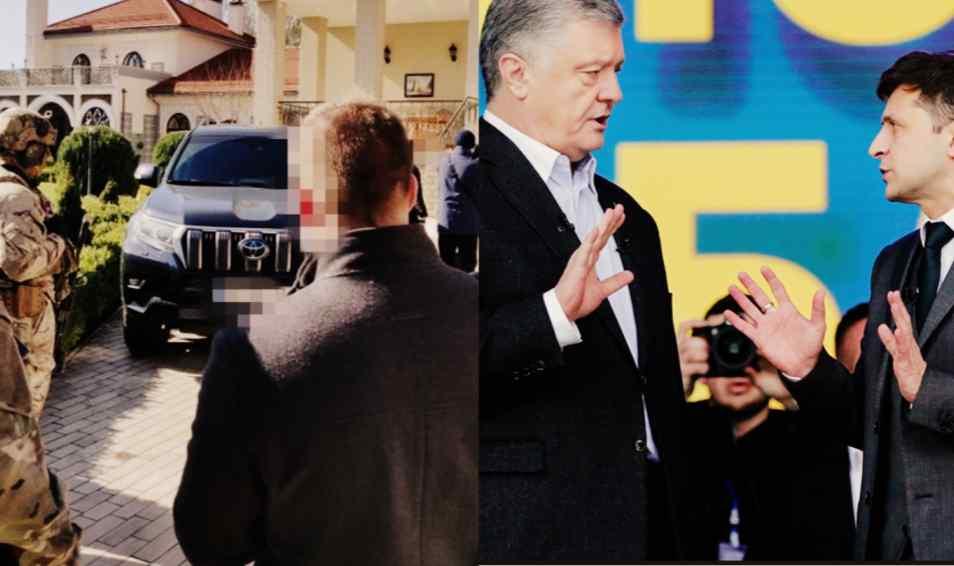 Маєток Порошенка по сусідству! Вони терміново взяли їх – Янукович в шоці, з самого ранку. Зеленський аплодує