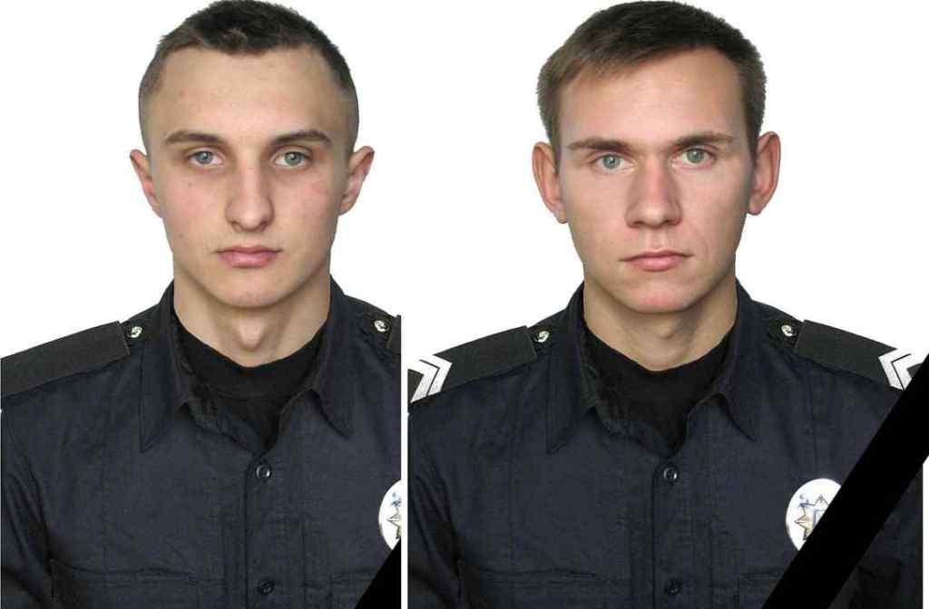 """""""Були друзями з дитинства"""": трагічна смерть молодих поліцейських вразила всю Україну"""