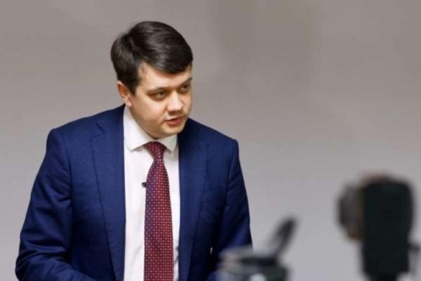"""""""Немає нічого постійного"""" Разумков зробив резонансну заяву. """"На користь народу"""""""