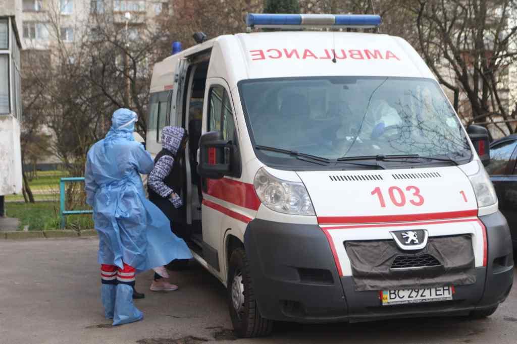 Знову більше! Стало відомо скільки людей за добу заразилися коронавірусом на Львівщині