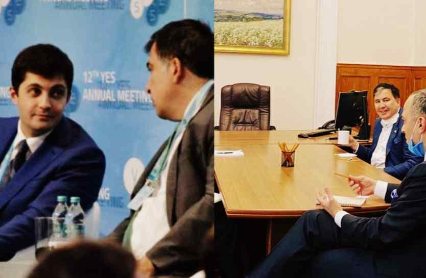 Вже в офісі! Саакашвілі підірвав країну заявою, щойно все сталось. Зробив – будуть сидіти!
