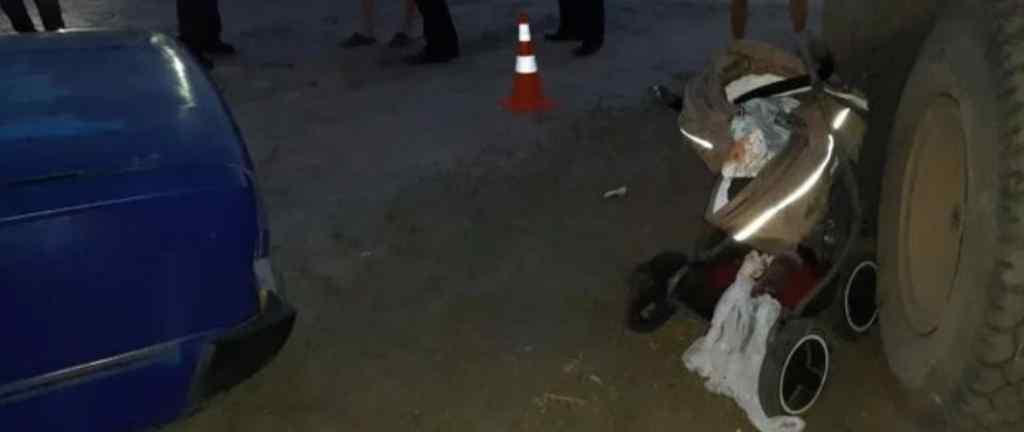 Моторошна трагедія у Харкові: Авто наїхало на візок з немовлям. Дівчинка не вижила