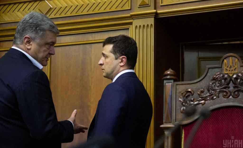 """""""Я йому не вірю"""" Зеленський емоційно висловився про стосунки з Порошенком. """"Досвідчений маніпулятор"""""""